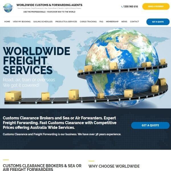 Web Design Portfolio - eCommerce Website Examples