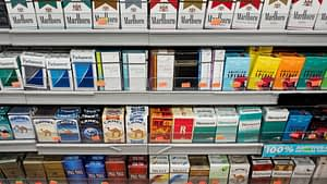Tobacco is now a prohibited import