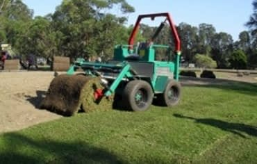 Maxi Turf Laying Service